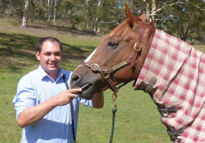 Tim Barnes Equine Dental Technician - Equine Dental